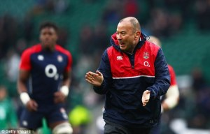 England Rugby boss Eddie Jones has made it clear to his players what standards are expected of them.