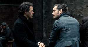 Dr Watson (Jude Law) offers soem advice to Sherlock Holmes (Robert Downey Jnr). Second opinons are often undervalued.